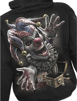 Jack in the Box - Sweat Capuche Dark - Spiral