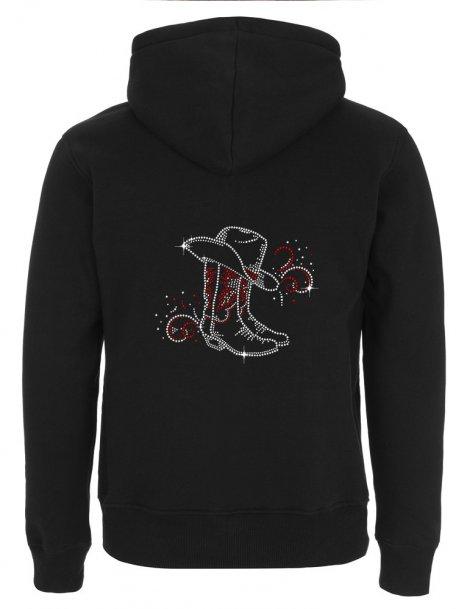 BOttes & arabesques- Men's Hooded Jacket