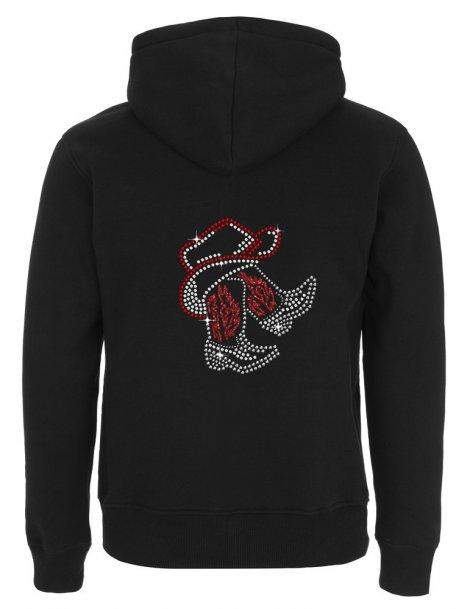 Bottes Sous Chapeau - Men's Hooded Jacket