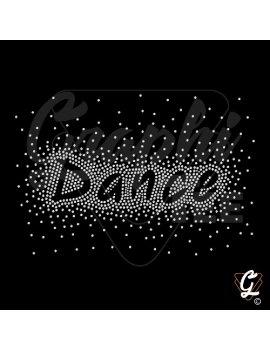 Motif transfert Dance éclaté