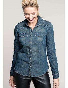 Chemise femme Jeans