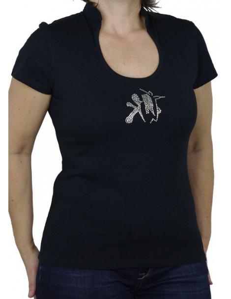 Kate SALA - T-shirt femme Omega