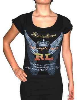 The RUSTY LEGS - T-shirt femme