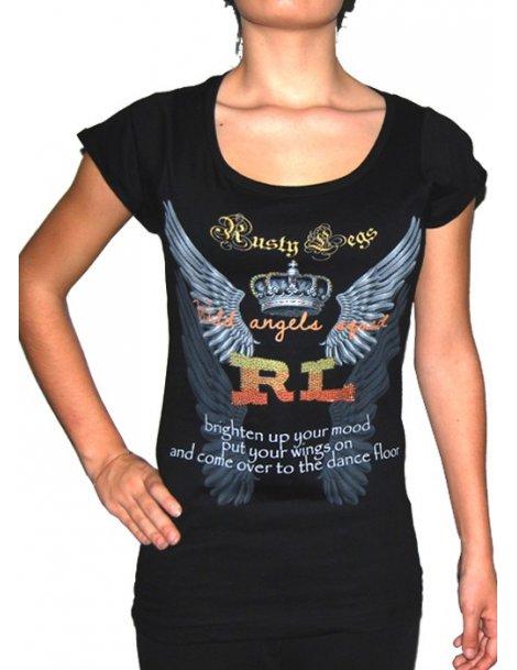 The RUSTY LEGS - T-shirt femme