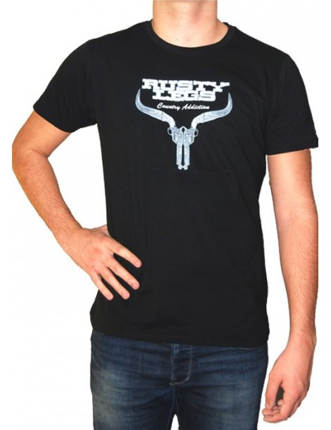 The RUSTY LEGS - Addiction - T-shirt Homme