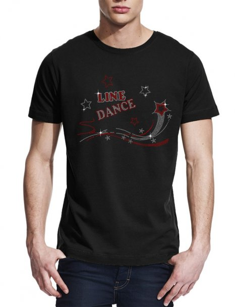 Shooting star Line Dance - T-shirt homme