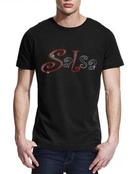 Salsa-T-shirt homme