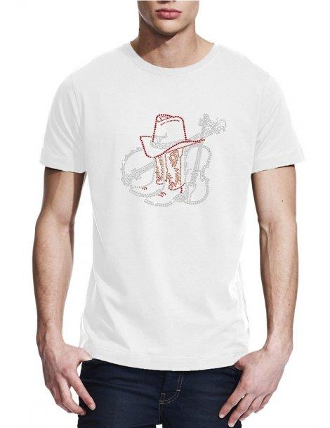 Banjo & violon-t-shirt homme