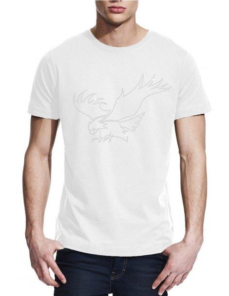 Aigle en chasse - T-shirt homme