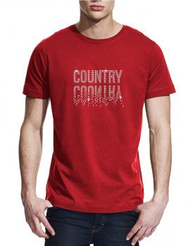 Country Miroir - T-shirt homme