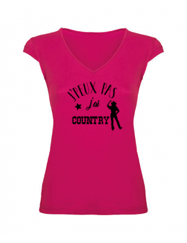 J'peux pas j'ai country - cowgirl