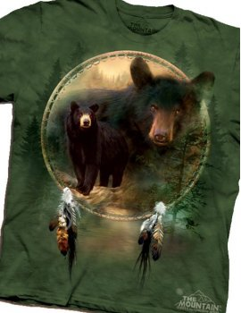 Black Bears - T-shirt -The Mountain