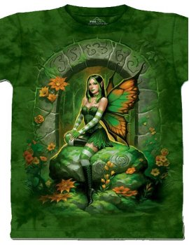 Jade Fairy - Tshirt - The Mountain