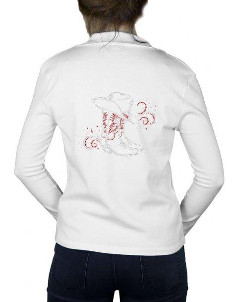 Boots & Arabesques - Women's Vest
