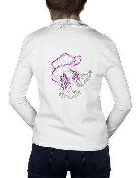 Boots and Hat - Women's Vest