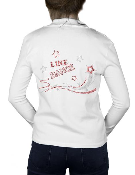 Shooting Star Line Dance - Gilet femme Sans Capuche