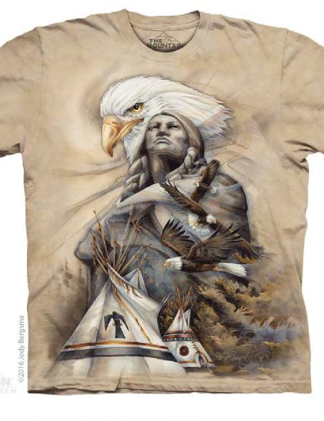 Eternal spirit t-shirt The mountain