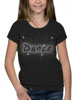 Dance éclaté - T-shirt Fillette