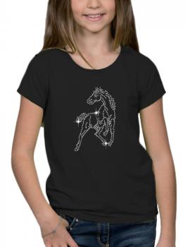 Cheval - T-shirt Fillette