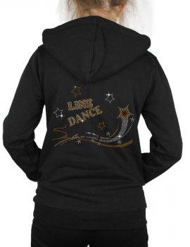 Shooting Star Line Dance - Veste à capuche Femme