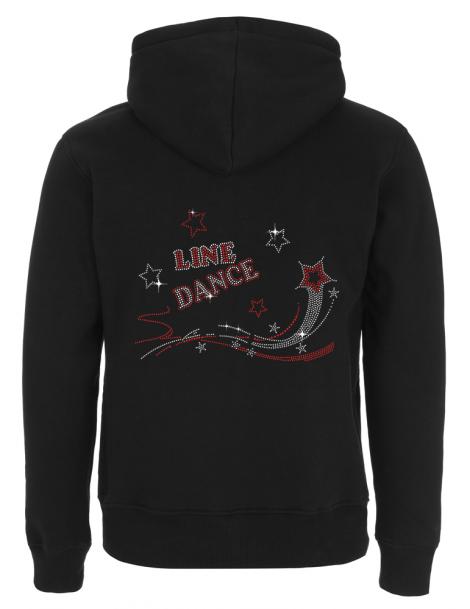 Shooting Star Line Dance - Veste à capuche Homme