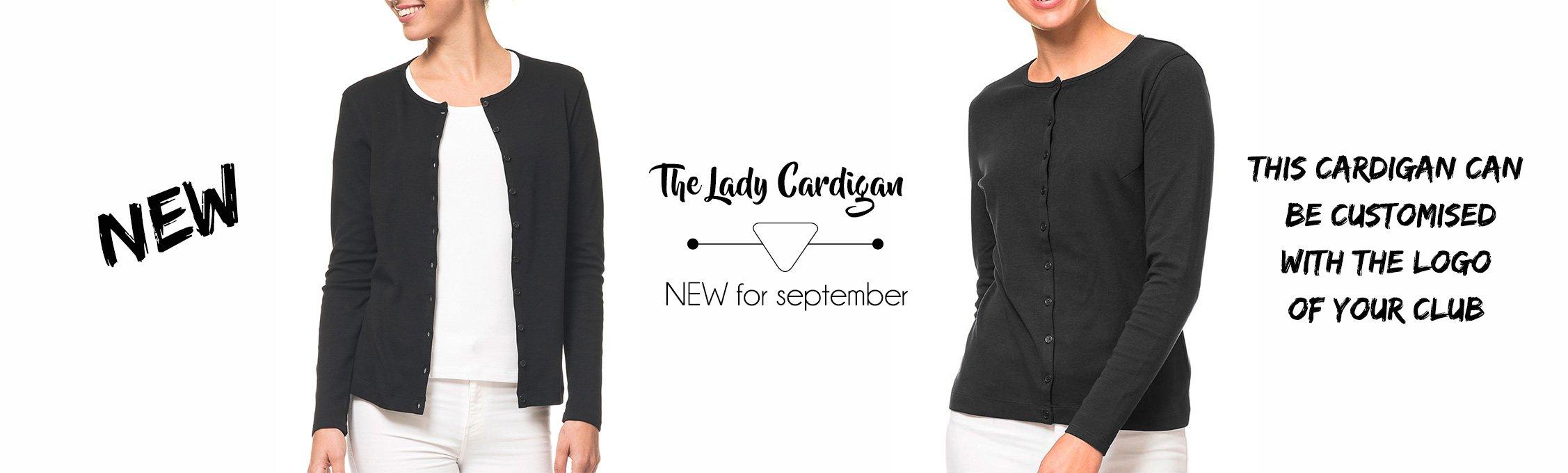 The lady cardigan